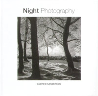NIght photography book cover